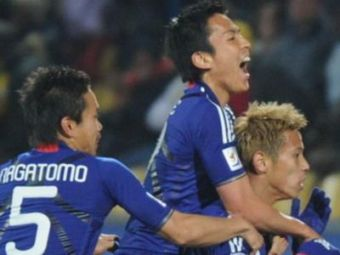 Japonia face super show si merge in optimi: Danemarca 1-3 Japonia!