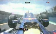 VIDEO Webber a decolat de pe pista cu 300 la ora! Accidentul sezonului in Formula 1!