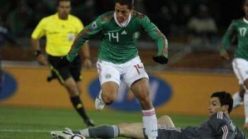 Mai tare decat Ronaldo! Chicharito este cel mai RAPID jucator de la mondial! Vezi ce viteza a atins: