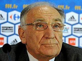 Presedintele Federatiei Franceze de Fotbal si-a anuntat demisia!