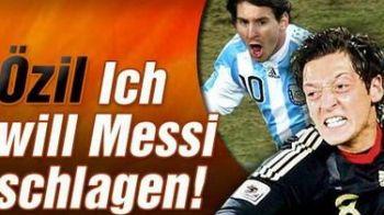 "Mourinho - modelul Germaniei: ""Messi trebuie anihilat. Inter a putut!"""