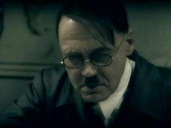 Cum a reactionat Hitler la sfertul Germania- Argentina: Messi sa fie marcat de 3 oameni! :)