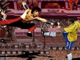 Mortal Kombat cu Felipe Melo! Cum vor fanii sa-l distruga: