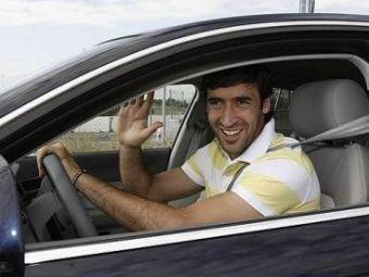 Raul isi ia adio de la Real! Vezi cu cine a batut palma!