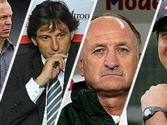 Lista celor 4 fantastici: vezi cine va fi noul antrenor al Braziliei!