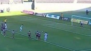 VIDEO Abreu a lansat o noua moda! Neymar, Panenka NEBUNA din penalty pentru Santos!