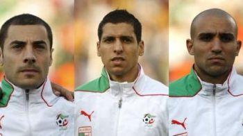 Algeria are cea mai URATA echipa de la Mondial! Voteaza cei mai frumosi jucatori: