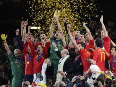 ISTORIE! Spania este campioana Mondiala! Olanda 0-1 Spania