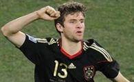 OFICIAL: Muller a primit trofeul de cel mai bun tanar jucator de la Mondial!