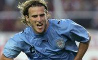 Diego Forlan, cel mai bun jucator al Cupei Mondiale!