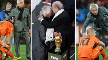 """Van Marwijk a decis finala! Trei greseli care au """"ingropat"""" Olanda!"""