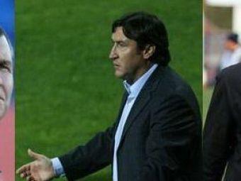 Sabau, Moldovan sau Rednic nu au loc! Vezi lista de antrenori din Liga I! Cine produce surpriza?