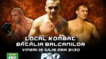 Zmarandescu se razbuna pe bulgari pentru KO-ul din meciul cu Overeem!