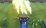 VIDEO Fiesta la Cluj! CFR a castigat 7 trofee in 3 ani! Vezi festivitatea de premiere!