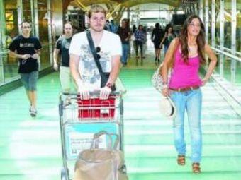 Iker Casillas si Sara Carbonero au plecat in vacanta!
