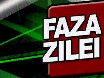 FAZA ZILEI / Un jucator de baseball, facut KO de adversar cu mingea!