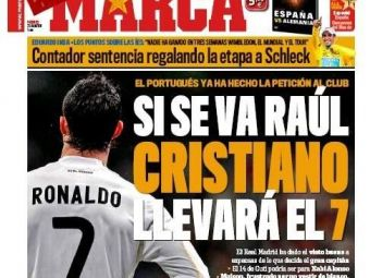 Cristiano Ronaldo se intoarce la numarul in care a facut istorie: Va redeveni CR7 la Real Madrid!