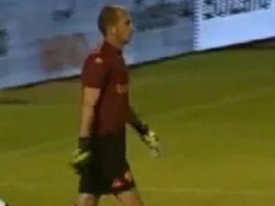 Apararea Romei facuta KO din4 pase: vezi ce gol a luat Lobont! VIDEO