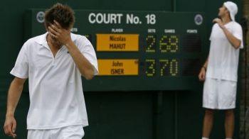 VIDEO! Cea mai lunga PARTIDA de tenis din lume a devenit reclama la prezervative! :))