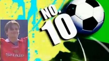 TOP 10 cele mai tari goluri marcate in Premier League: Beckham e pe 2 cu un gol din '96! VIDEO