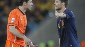 Spania amendata de FIFA pentru JOC VIOLENT la Mondiale! Vezi cat are de platit!