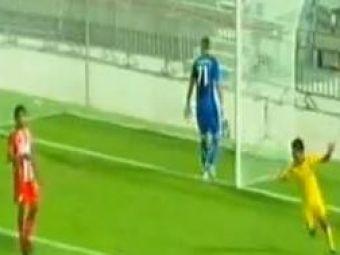 """Asta e golul dupa care a """"picat"""" capul antrenorului lui Olympiakos! VIDEO"""