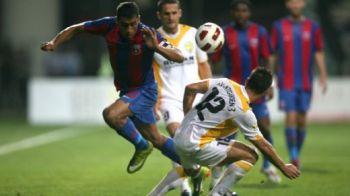 Fara Piturca, Steaua pierde primele puncte: Brasov 1-1 Steaua! Vezi fazele meciului!