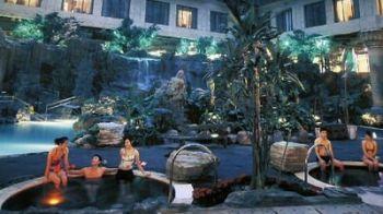 Vezi in ce super hotel au stat Messi si compania in Beijing!