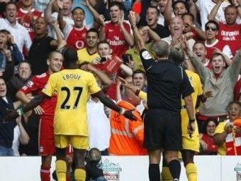 VIDEO / Joe Cole ELIMINAT la debutul sau pentru Liverpool in Premier League! Era de ROSU?