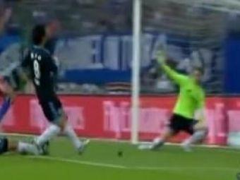 VIDEO: Van Nistelrooy i-a stricat debutul lui Raul in Bundesliga: Hamburg 2-1 Schalke!