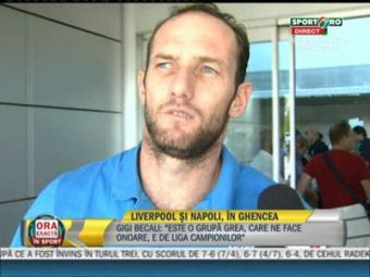 """Steaua, fata in fata cu Napoli si Liverpool: """"Jucam de la egal la egal cu ei!"""""""