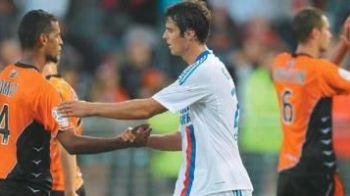 VIDEO Lyon, in cadere libera! Gourcuff, batut de tatal sau la debut! Lorient 2-0 Lyon