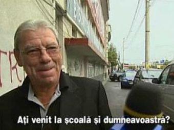 "VIDEO / Razvan este ""filosoful"" de la nationala! Ienei a luat notite:"