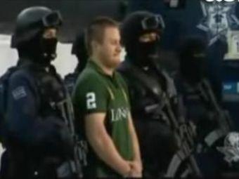 VIDEO / Traficantii de droguri din Columbia il ascund pe cel care l-a impuscat pe fotbalistul Salvador Cabanas!