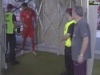 Singurul moment unde NU s-a facut de ras! Primele imagini cu Bebe de la Manchester United!