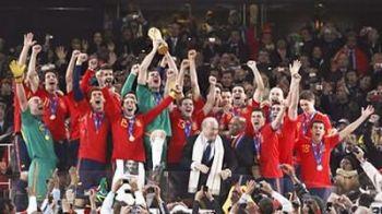 Nationala Spaniei a mai primit un premiu! Vezi despre ce distinctie este vorba