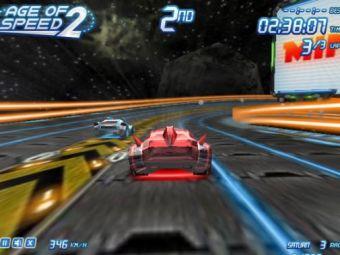 Formula 1 in decoruri de Total Recall: curse de masini in spatiu