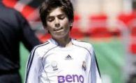"""Zidane despre fiul sau: """"Daca este convocat de Spania, va fi foarte bine!"""""""