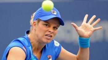 Zvonareva - Kim Clijsters, finala feminina de la US Open!