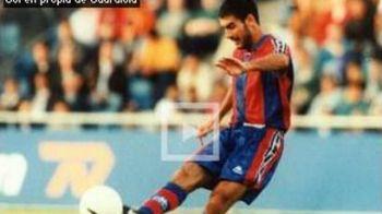 Guardiola, sansa lui Hercules? Vezi ce autogol isi dadea antrenorul catalanilor cu echipa lui Pulhac!