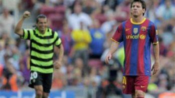 VIDEO / EXPULZATI din Romania, Esteban Vigo si Tiago Gomes au BATUT Barcelona pe Camp Nou: