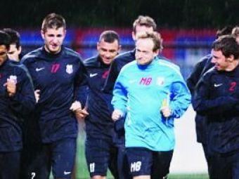 """Ce masuri ia Steaua dupa ce Apostol a refuzat sa joace pe Anfield? Dragomir: """"Eu il excludeam din lot!"""""""