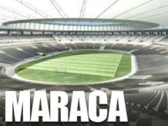 FOTO si VIDEO Noul Maracana, redus la 76.000 de locuri! Vezi cum arata cu 200.000 de oameni in tribuna!