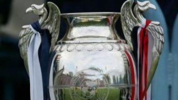 BATE CUPA! Vezi toate echipele calificate in optimile Cupei Romaniei!