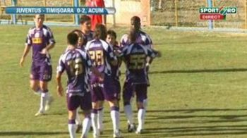 VIDEO! Juventus 1-3 Timisoara! Vezi ce EUROGOL a incasat Poli!