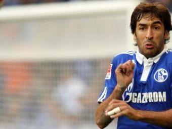 VIDEO! Raul ramane GALACTIC! Vezi cu ce gol a salvat-o pe Schalke in Germania!