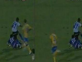 ASTA nu e penalty? Vezi cel mai clar penalty care nu s-a dat! VIDEO