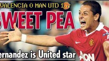 United are un nou super-star: Hernandez a salvat-o pe Manchester in min. 85!