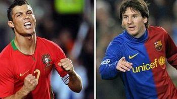 Ronaldo si Messi in TOP 3 cei mai in forma jucatori ai momentului! Vezi care sunt cei mai slabi:
