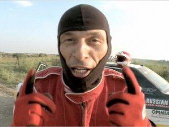 Azi, de la 12:00, la ProMotor: Vintila Evo-lueaza la raliu. Omul negru conduce Citroen si Duster e singur impotriva tuturor.